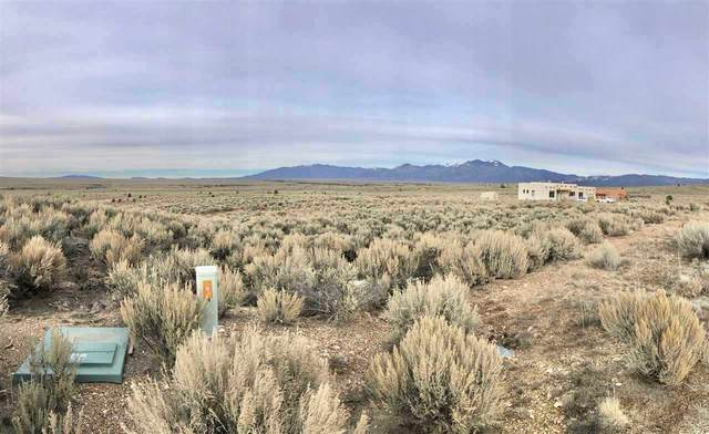 Tract C Lot 2 Samantha Road, Ranchos de Taos, NM 87551 (MLS #106492) :: Page Sullivan Group