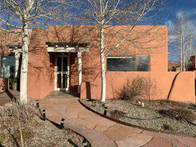 62 State Road 150, Taos, NM 87571 (MLS #106499) :: Page Sullivan Group
