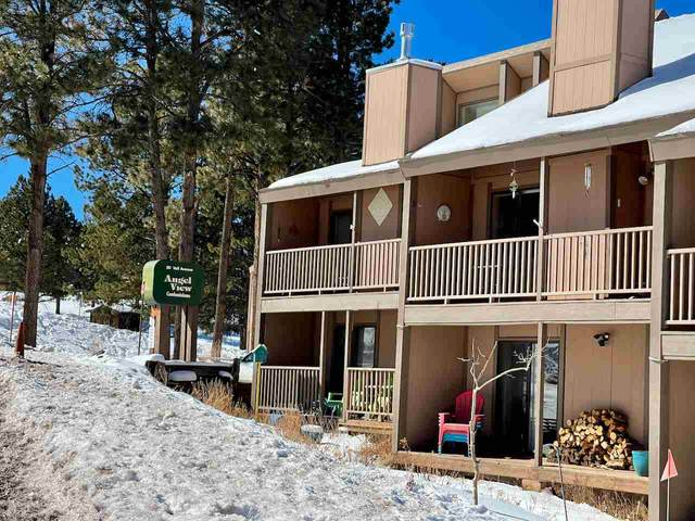 50 Vail Avenue B1 Unit 5, Angel Fire, NM 87710 (MLS #106501) :: Page Sullivan Group