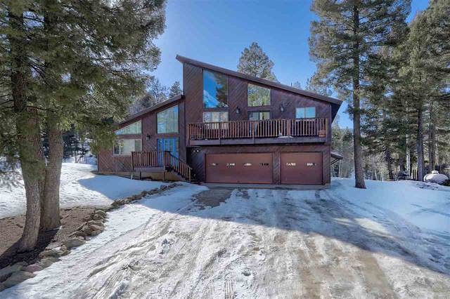 79 Cimarron Trail, Angel Fire, NM 87710 (MLS #106506) :: Angel Fire Real Estate & Land Co.
