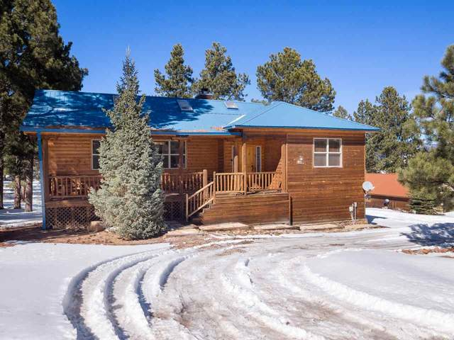 26 N Valle Grande Trail, Angel Fire, NM 87710 (MLS #106509) :: Angel Fire Real Estate & Land Co.