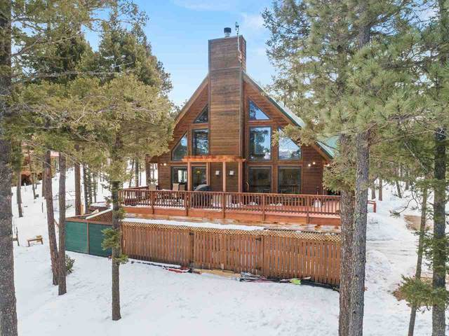 59 Camino Real, Angel Fire, NM 87710 (MLS #106512) :: Angel Fire Real Estate & Land Co.