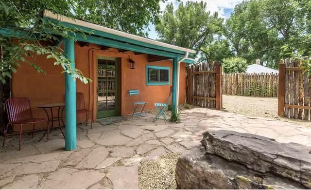 329 Montoya Street, Taos, NM 87571 (MLS #106526) :: Berkshire Hathaway Home Services