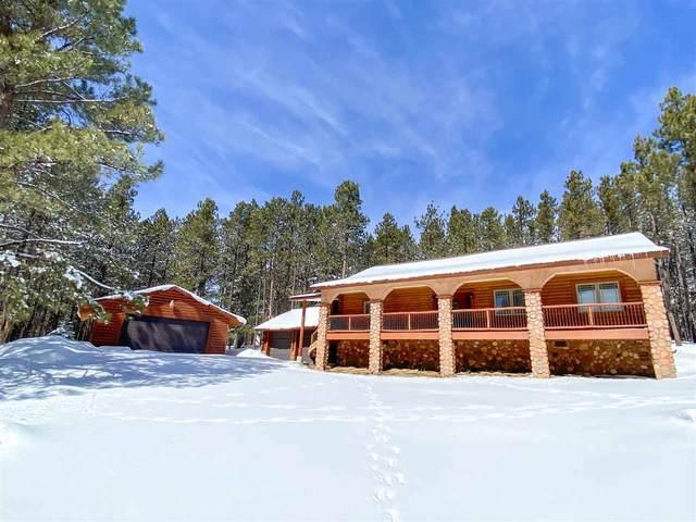 19 Columbine Terrace, Angel Fire, NM 87710 (MLS #106553) :: Page Sullivan Group
