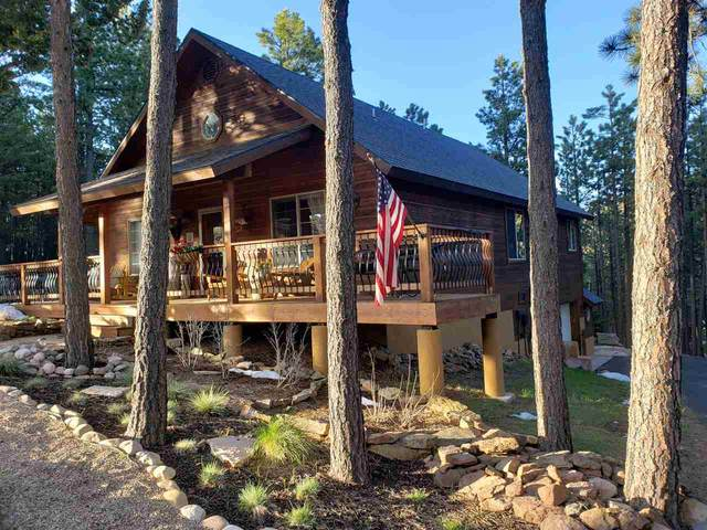 18 Winged Foot Way, Angel Fire, NM 87710 (MLS #106566) :: Page Sullivan Group