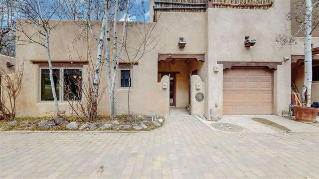 408 Kit Carson, Taos, NM 87571 (MLS #106577) :: Angel Fire Real Estate & Land Co.
