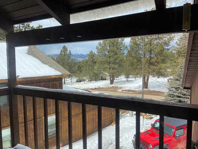 44 Mammoth Mountain Rd 18, Angel Fire, NM 87710 (MLS #106590) :: Page Sullivan Group
