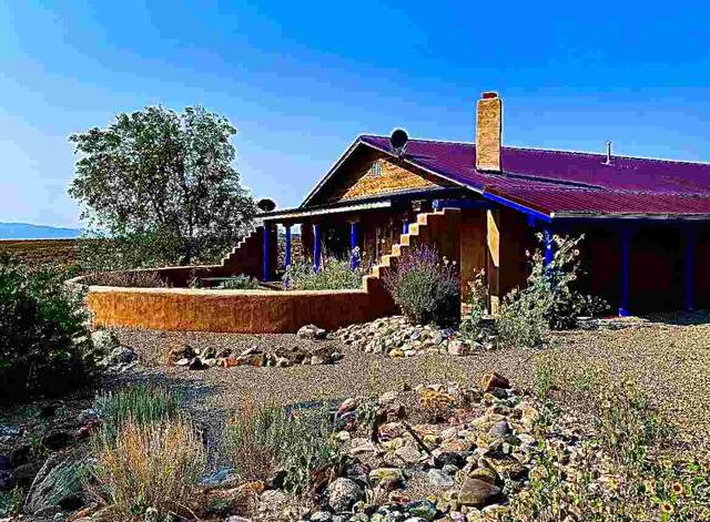 102 W Rim Rd, Taos, NM 87571 (MLS #106603) :: Page Sullivan Group