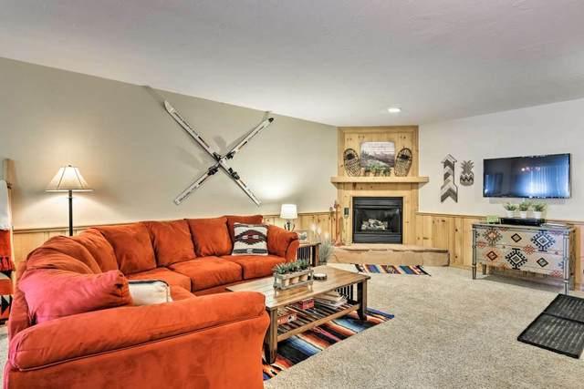 10 Aspen St, Angel Fire, NM 87710 (MLS #106608) :: Page Sullivan Group