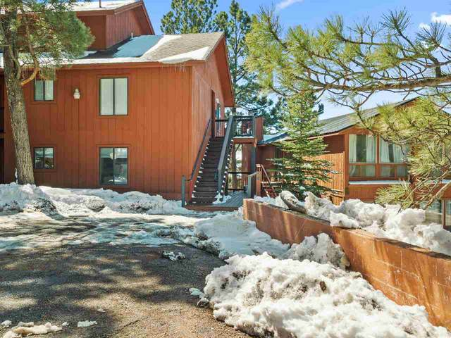 83 N Angel Fire Rd Chalet 31, Angel Fire, NM 87710 (MLS #106618) :: Page Sullivan Group