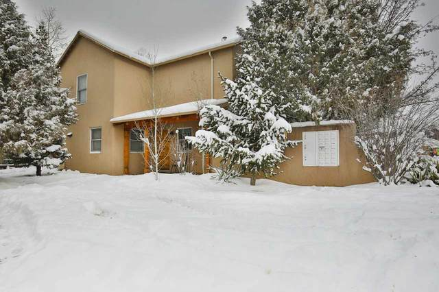 630 Zuni Street, Taos, NM 87571 (MLS #106620) :: Page Sullivan Group