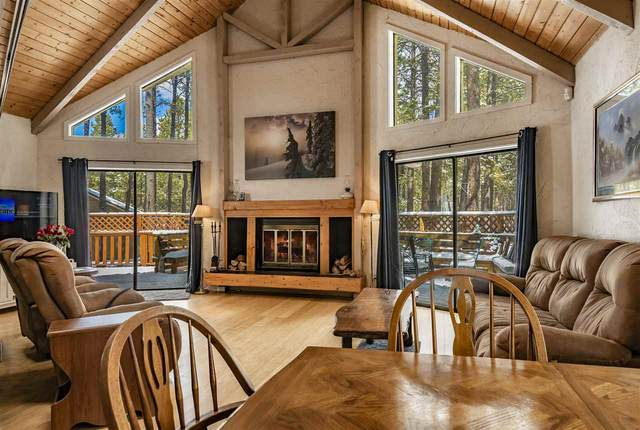 39 Knollwood Way, Angel Fire, NM 87710 (MLS #106634) :: Coldwell Banker Mountain Properties