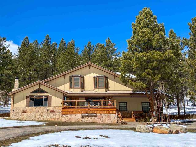 52 Golfview Terrace, Angel Fire, NM 87710 (MLS #106647) :: Page Sullivan Group