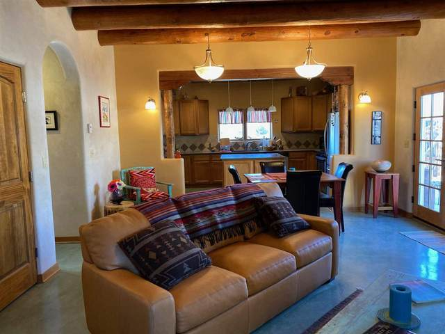 504 Apache Street, Taos, NM 87571 (MLS #106656) :: Page Sullivan Group