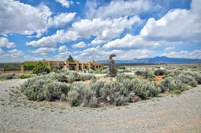 89 Riverbend Road, Ranchos de Taos, NM 87557 (MLS #106666) :: Angel Fire Real Estate & Land Co.