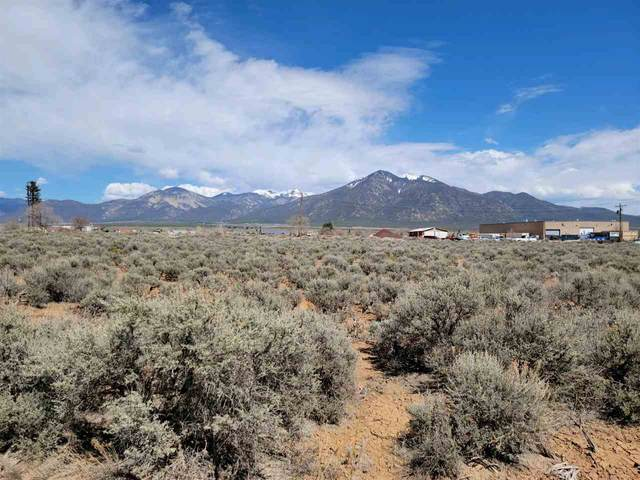 Lot 16 Patricia Place, El Prado, NM 87529 (MLS #106671) :: Angel Fire Real Estate & Land Co.