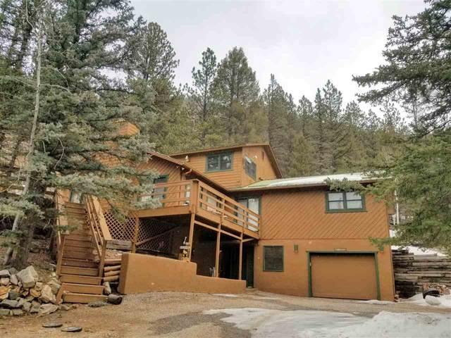 1302 Last Chance Trail, Red River, NM 87558 (MLS #106674) :: Chisum Realty Group