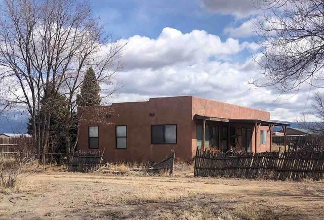 119 W Romero Rd, Taos, NM 87571 (MLS #106682) :: Page Sullivan Group