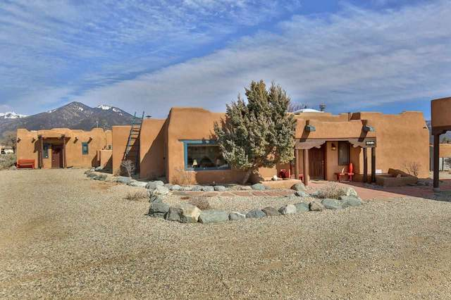 31 Rock Garden Gully, Taos, NM 87571 (MLS #106688) :: Angel Fire Real Estate & Land Co.