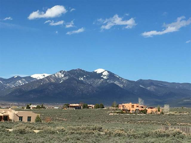 lot 50 Baird Drive, Ranchos de Taos, NM 87529 (MLS #106695) :: Page Sullivan Group