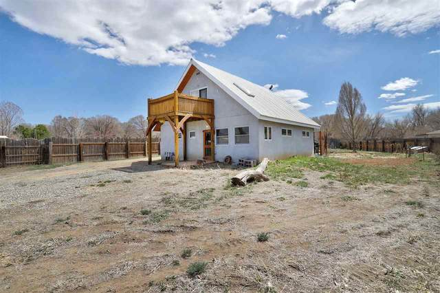 12 Hammer Drive, Taos, NM 87571 (MLS #106702) :: Angel Fire Real Estate & Land Co.