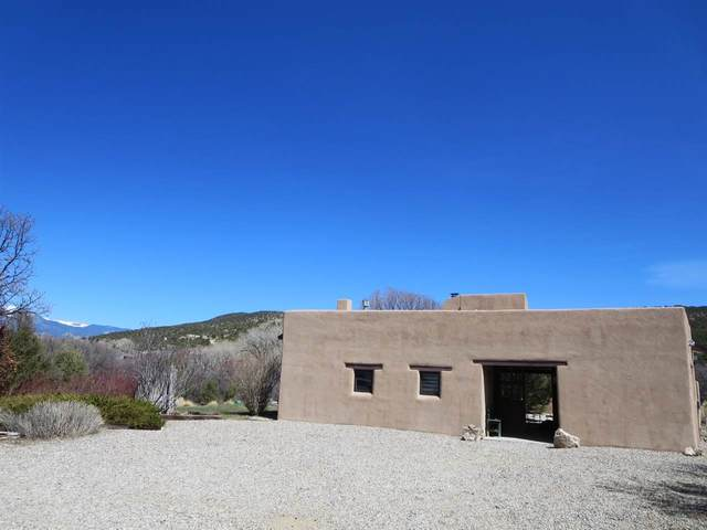 63A Torres Road, Taos, NM 87571 (MLS #106705) :: Page Sullivan Group