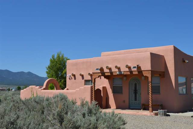 21A Cactus Flower Rd, Ranchos de Taos, NM 87557 (MLS #106712) :: Angel Fire Real Estate & Land Co.