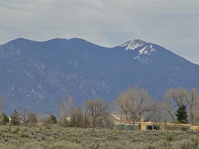 Lot 6 Salazar Road, Taos, NM 87571 (MLS #106719) :: Page Sullivan Group