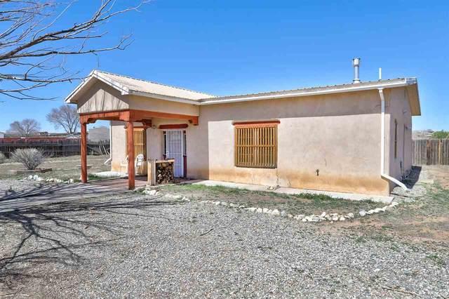23 Straight Arrow Rd, El Prado, NM 87557 (MLS #106721) :: Chisum Realty Group