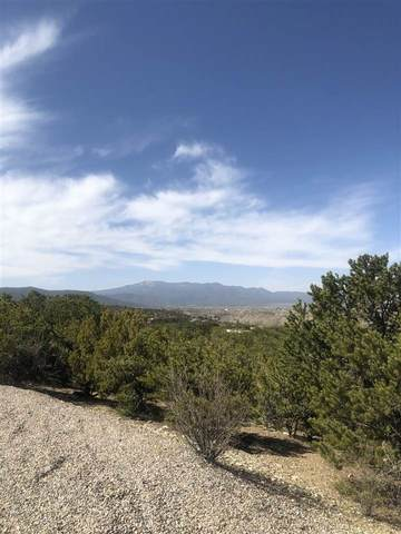 Tract 3A Camino Del Monte, Taos, NM 87571 (MLS #106732) :: Chisum Realty Group