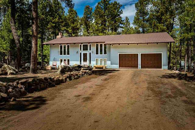37 Knollwood Way, Angel Fire, NM 87710 (MLS #106734) :: Chisum Realty Group