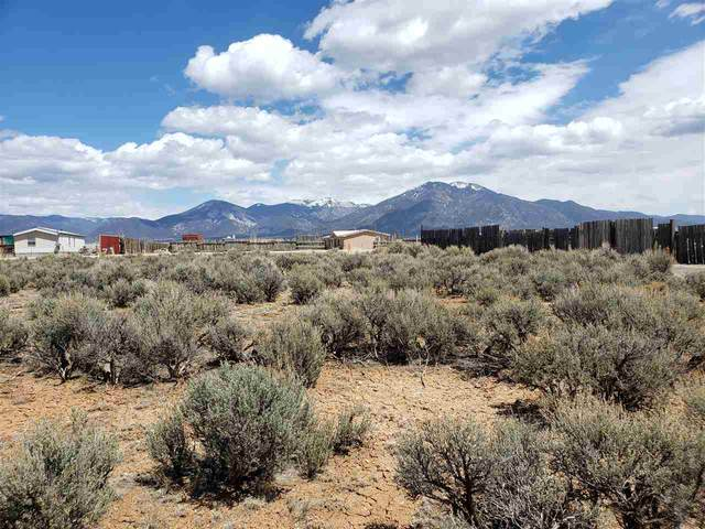 adjacent to 59 Santistevan Road, El Prado, NM 87529 (MLS #106739) :: Chisum Realty Group