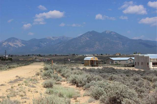 Lot 19 Camino Tejon, El Prado, NM 87529 (MLS #106746) :: Chisum Realty Group