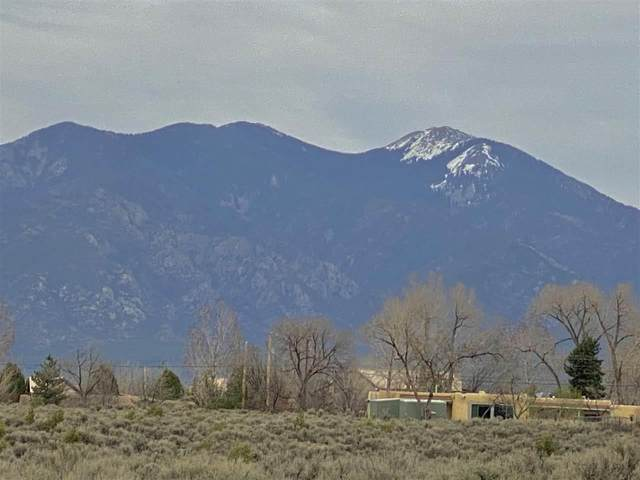 Lot 5 Salazar Road, Taos, NM 87571 (MLS #106751) :: Page Sullivan Group