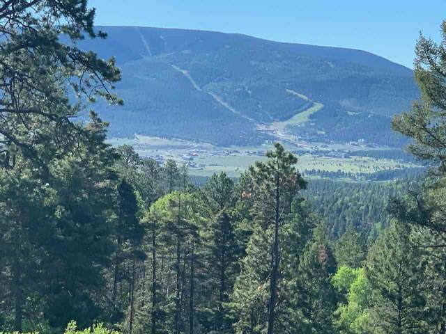 Lot 6 Palo Flechado Ridge Rd, Angel Fire, NM 87710 (MLS #106753) :: Angel Fire Real Estate & Land Co.