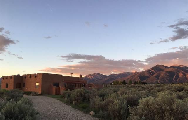 55 Eototo, El Prado, NM 87529 (MLS #106755) :: Coldwell Banker Mountain Properties