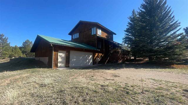 19 Crystal Mountain Rd, Angel Fire, NM 87710 (MLS #106756) :: Page Sullivan Group
