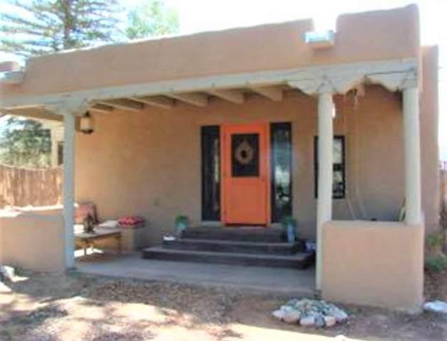 64 Hondo Seco, Arroyo Hondo, NM 87513 (MLS #106770) :: Angel Fire Real Estate & Land Co.