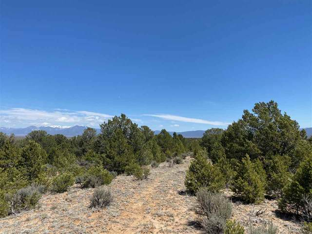 off Mesa Rd, Carson, NM 87517 (MLS #106772) :: Angel Fire Real Estate & Land Co.