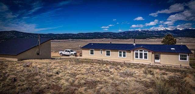 35 Saddleback Trail, Angel Fire, NM 87710 (MLS #106782) :: Angel Fire Real Estate & Land Co.