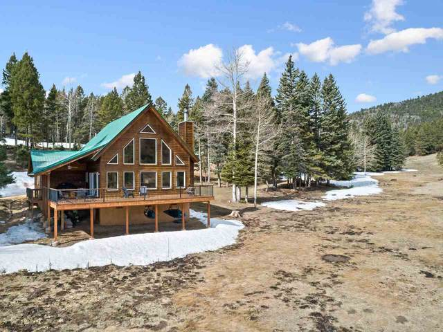 14 San Andres Circle, Angel Fire, NM 87710 (MLS #106783) :: Angel Fire Real Estate & Land Co.
