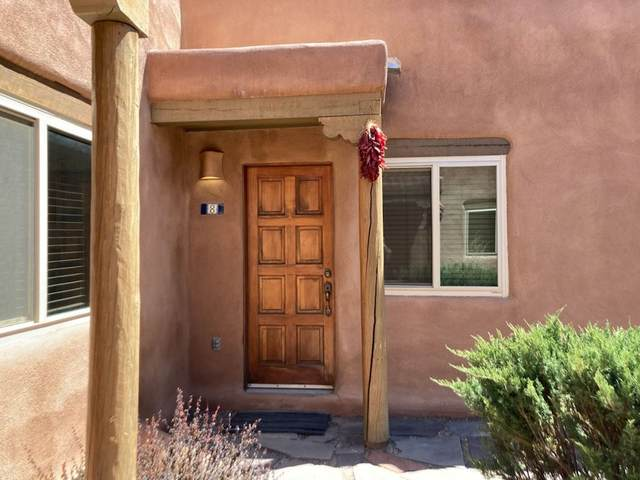 226 Kit Carson, Taos, NM 87571 (MLS #106801) :: Berkshire Hathaway Home Services