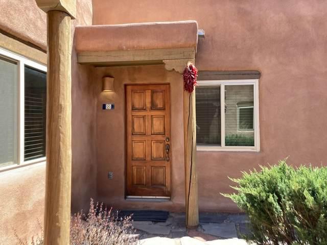 226 Kit Carson, Taos, NM 87571 (MLS #106801) :: Page Sullivan Group