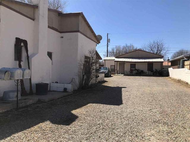 1323 Fourth St, Las Vegas, NM 87701 (MLS #106829) :: Angel Fire Real Estate & Land Co.