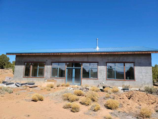 1 Freedom Road, Carson, NM 87517 (MLS #106832) :: Berkshire Hathaway Home Services