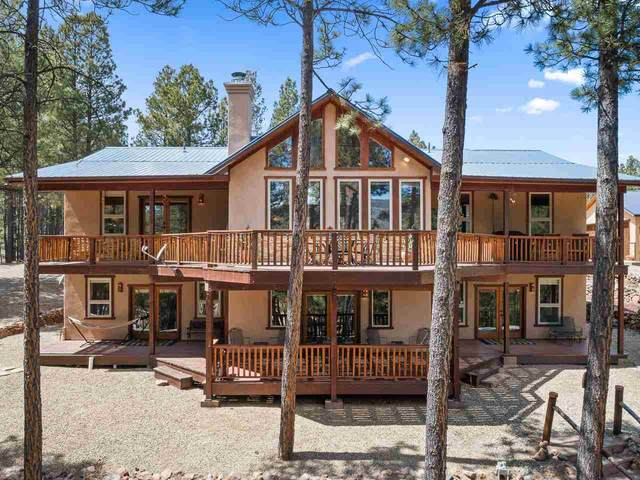 33 Conchas Dr, Angel Fire, NM 87710 (MLS #106851) :: Page Sullivan Group