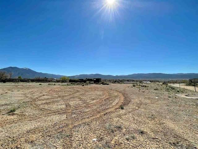 00 Camino La Liebre, El Prado, NM 87529 (MLS #106860) :: Angel Fire Real Estate & Land Co.