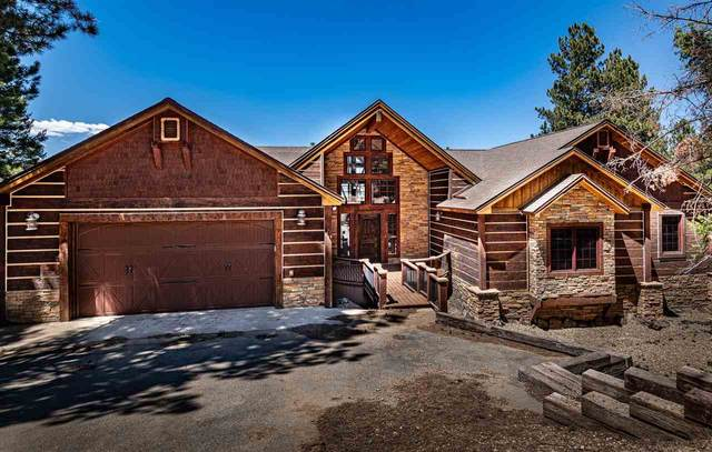 28 Snowmass Road, Angel Fire, NM 87710 (MLS #106868) :: Page Sullivan Group