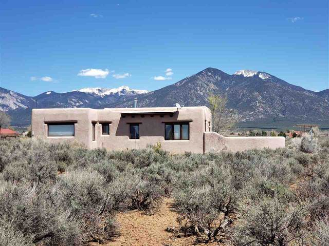 423 Blueberry Hill Road, El Prado, NM 87529 (MLS #106871) :: Angel Fire Real Estate & Land Co.