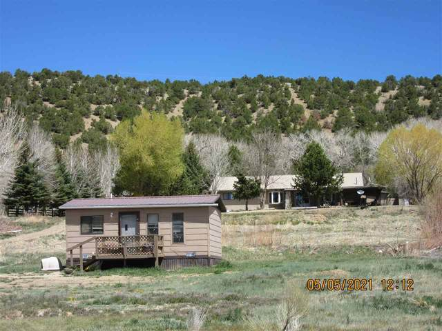 103 Embargo Road, Questa, NM 87556 (MLS #106872) :: Angel Fire Real Estate & Land Co.